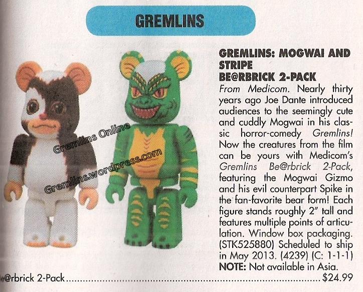 "New Gremlins  Stripe 11/"" Plush Licensed Toy Spike Bad Gizmo"